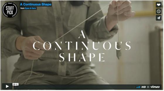 A Continuous Shape via kottke.org