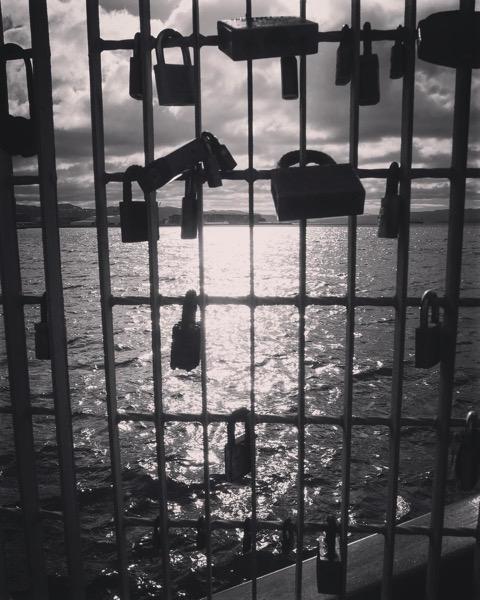 Lock Bridge, Wellington Harbor via Instagram