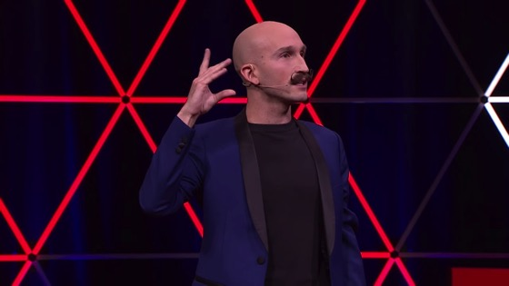 Physical Communication is Universal | Andy Dexterity | TEDxSydney [Video] via YouTube