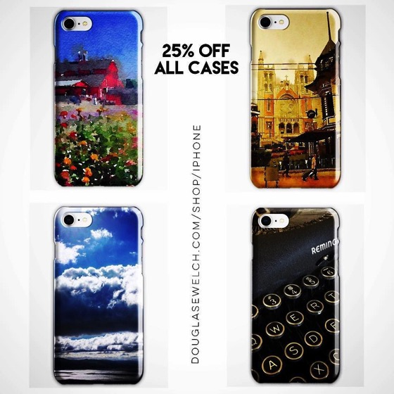 25% Off iPhone and Samsung Cases Today