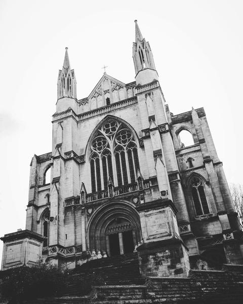 St. Paul's Cathedral, Dunedin, New Zealand via Instagram