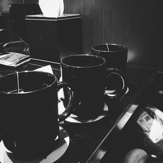 Tea for Three via Instagram