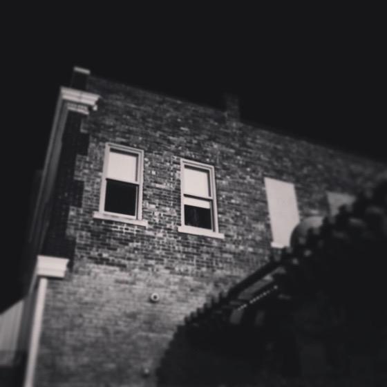 In the night…via Instagram