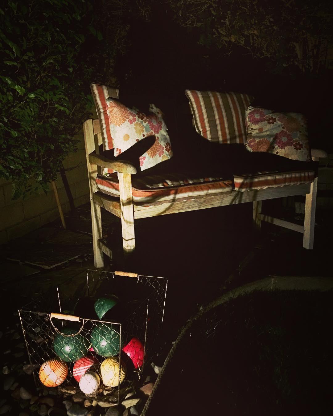 My Los Angeles 16 – In The Night Garden via Instagram