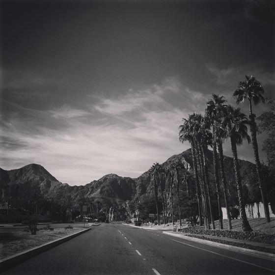 My Los Angeles 17 – In the desert via Instagram