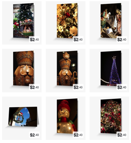 Stock up on totally original holiday cards from Douglas E. Welch – 20%-30% Discount