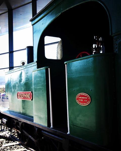 Steam Locomotive Detail , Toitū Otago Settlers Museum, Dunedin, New Zealand via Instagram