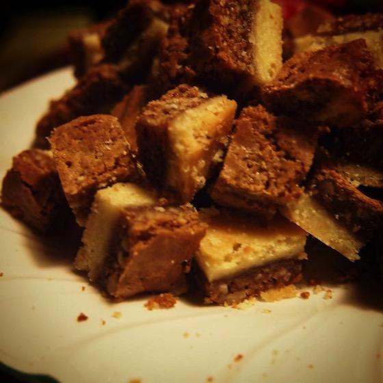 Angel Bars/Angel Slices from Joy of Cooking Cookbook via Instagram