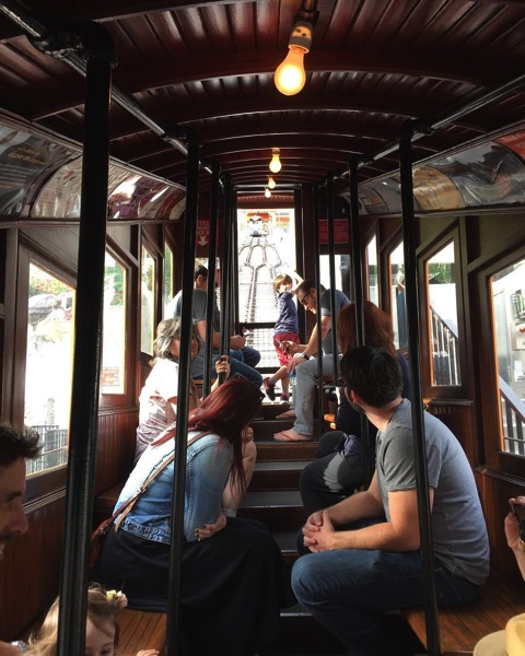 My Los Angeles 24 – All aboard Angels Flight via Instagram