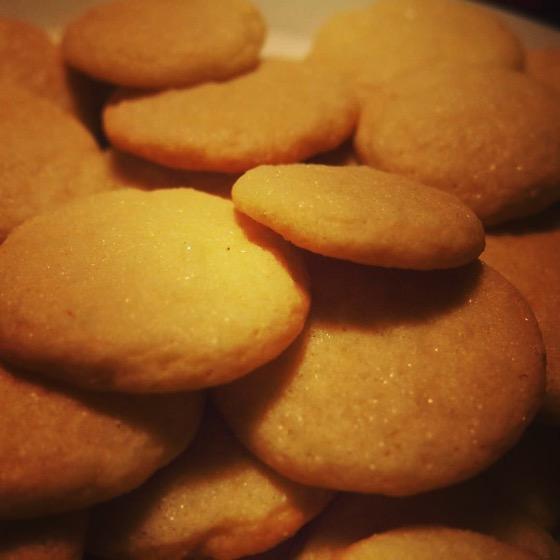 Green Gables Lemon Biscuits via Instagram