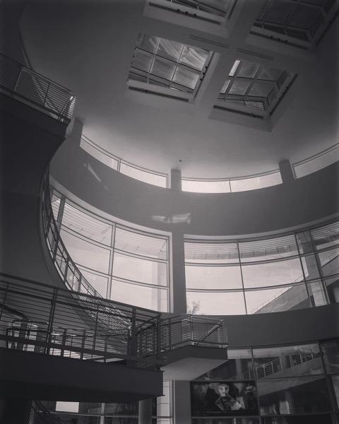 My Los Angeles 23 – The Getty Center via Instagram