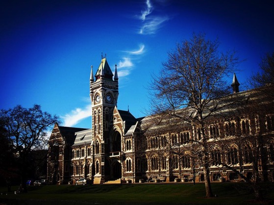 University of Otago, Dunedin, New Zealand via Instagram