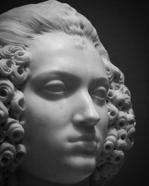 Sculpture Detail, The Getty Center via Instagram