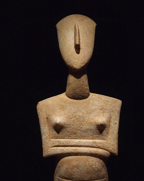 Neolithic Sculpture via Instagram