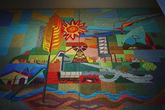 My Los Angeles 46 – San Fernando Valley Mosaicvia My Instagram