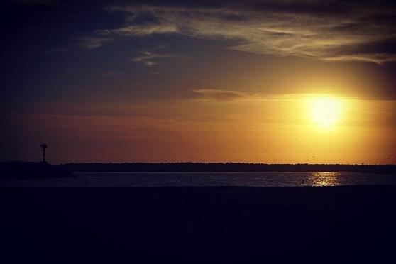 Ventura Harbor Sunset via My Instagram