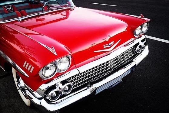 Classic Car via My Instagram