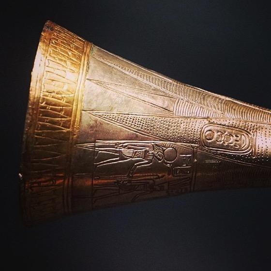 Ceremonial Trumpet via My Instagram