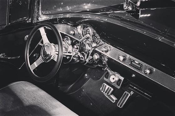 Interior – Classic Car 10 via My Instagram
