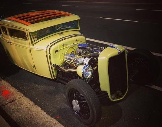 Classic Car 5 via My Instagram