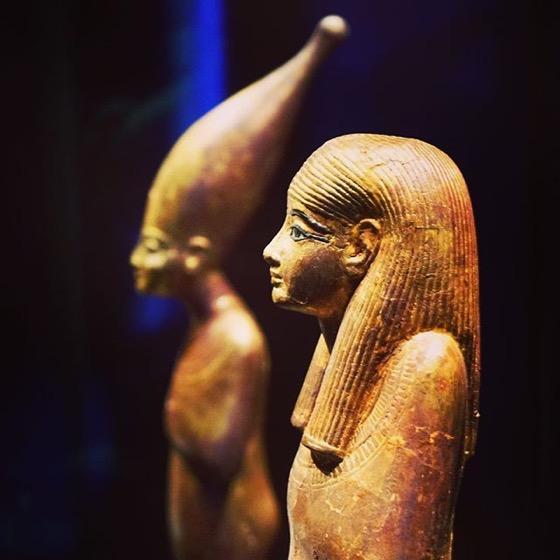 Statues via My Instagram