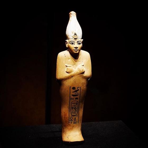 Statue – King Tut: Treasures of the Golden Pharaoh