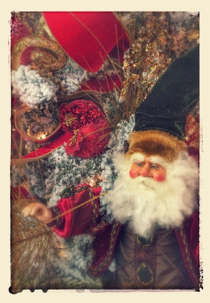 A vintage-like Christmas Card for the season – Now for Sale! and Redbubble Contest Entry
