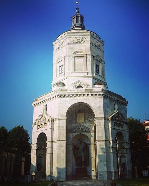 Tempio della Vittoria/ WWI Memorial via Instagram
