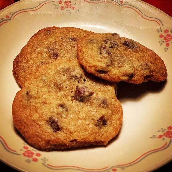The cookies are beginning! via Instagram