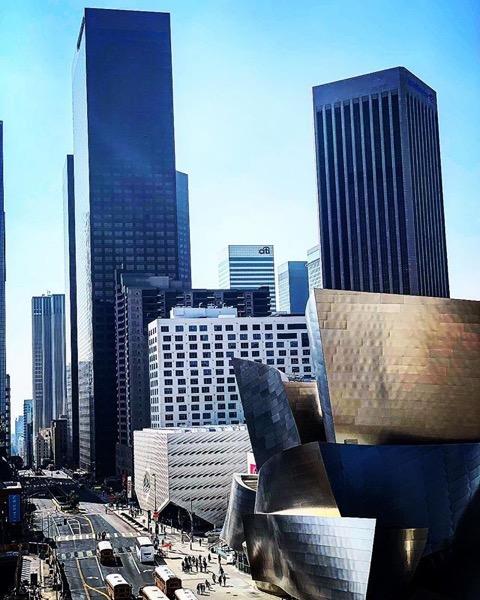 My Los Angeles 74 – Downtown Los Angeles via Instagram