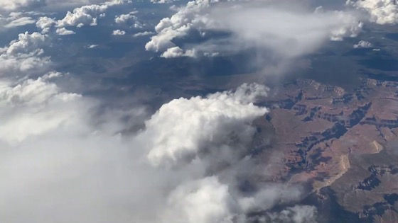 Over Colorado Time-lapse – Flying Back From Denver Pop Con [Video]