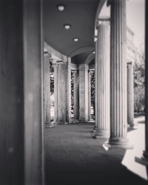 Voorhies Memorial, Denver Civic Center Park via Instagram