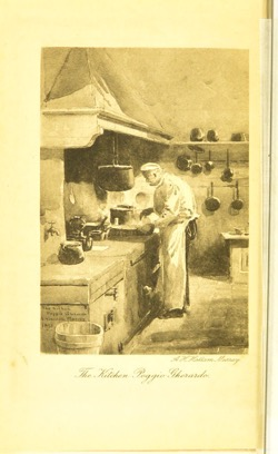 Historical Cooking Books: Leaves from our Tuscan kitchen, or, How to cook vegetables by Janet  Ross,(1899) – 35 in a series