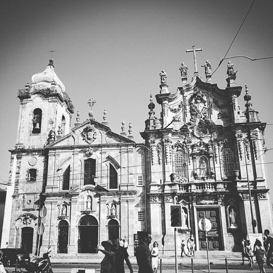 Igreja do Carmo, Porto, Portugal via Instagram