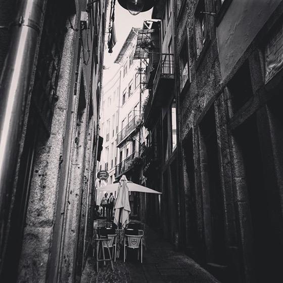 Sun and Shade, Porto, Portugal via Instagram