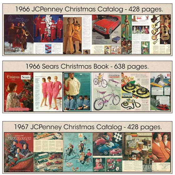 Christmas Past – 5 in a series – The Wishbook Web