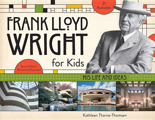 Home School: Send Your Kids to Design School With Free Lessons From the Frank Lloyd Wright Virtual Classroom via Departures