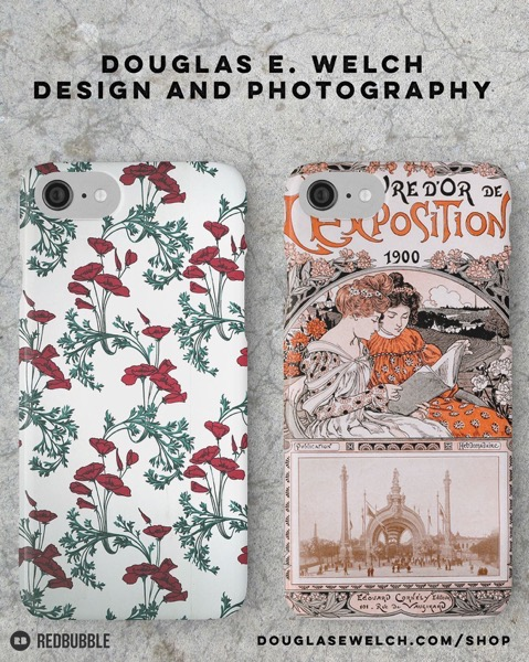 Dress Up Your Phone With These iPhone Cases and More! [For Sale]