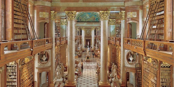 Get Lost in the Stacks of These Stunning Libraries You Can Virtually Tour via House Beautiful
