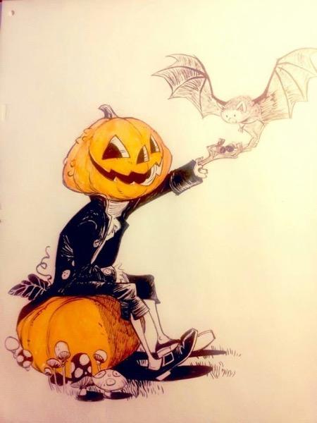 Halloween 2020 – 25 in a series – Headless