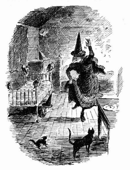 Halloween 2020 – 14 in a series – Witches Whimsical from Power of Babel