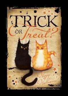 Halloween 2020 – 12 in a series -Trick or Treat?