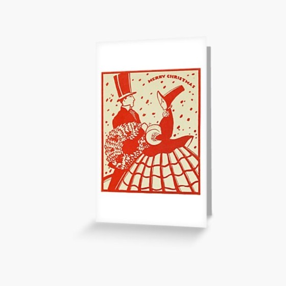 Christmas Cards for Sale 2020 – 4 in a series