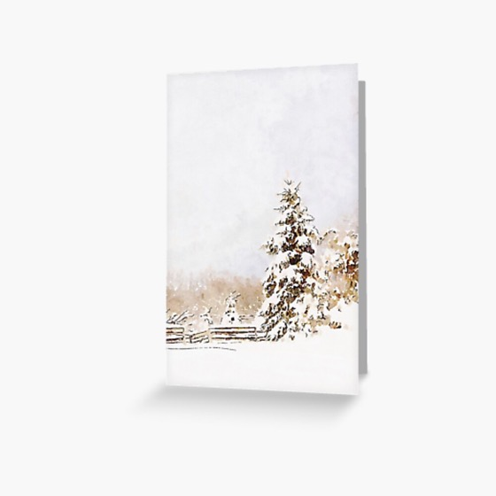 Christmas Cards for Sale 2020 – 6 in a series