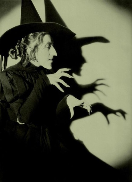 Halloween 2020 – 34 in a series – Wicked Witch of the West