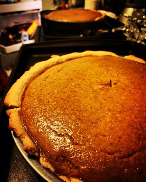 Joseph (@gogojosephw) has achieved pie! via Instagram