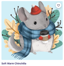 OMG! Adorable Animal Characters from Pameloo on Redbubble