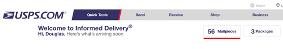 Sign up for USPS Informed Delivery Daily and save yourself headaches! [Life Hack]