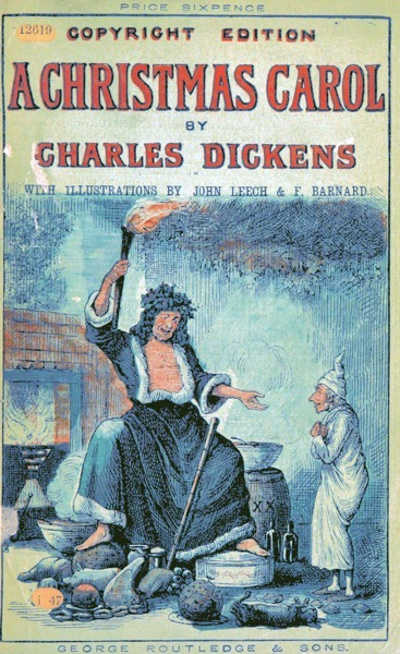 Listen to the 2020 Version of Our Annual Live Reading of A Christmas Carol by Charles Dickens [Audio] (1 hour and 23 minutes)