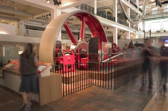 Virtual Tour from the London Science Museum via Adafruit